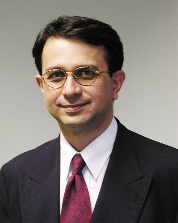 Qasim Aziz, PhD, FRCP