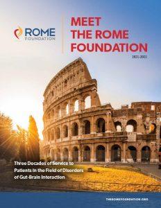 Meet the Rome Foundation
