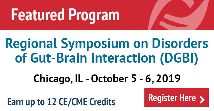 Regional Symposium on Disorders of Gut-Brain Interaction (DGBI) in Chicago, IL