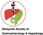 Malaysia Society of Gastronenterlogy and Hepatology logo