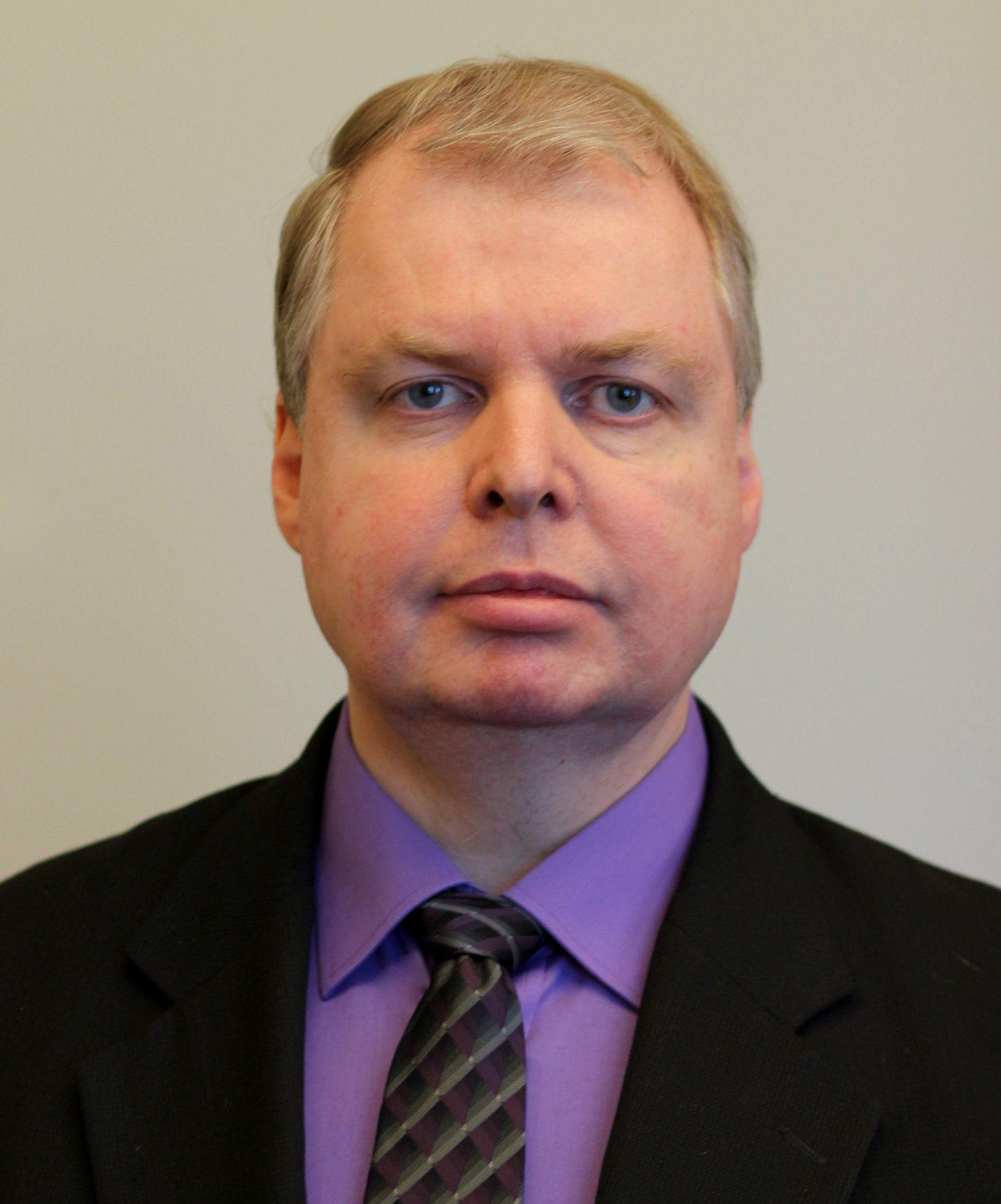 Dr. Olafur Palsson