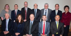 Rome Foundation Board