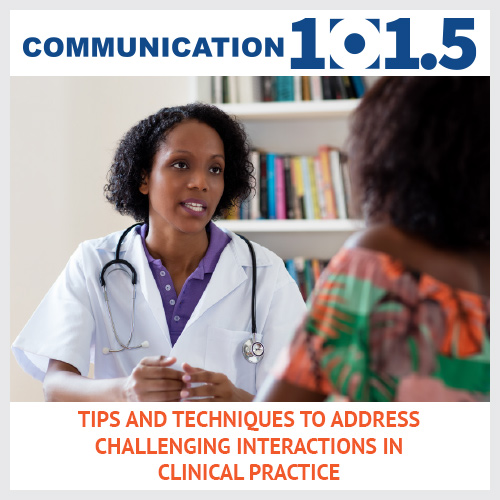 Communication 101.5