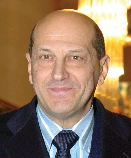 Enrico Stefano Corazziari, MD