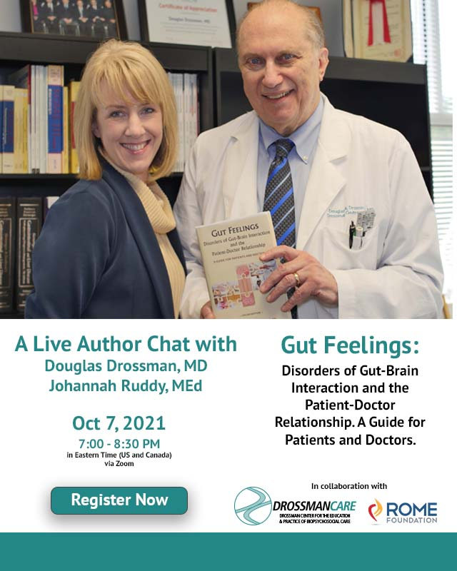 Gut Feelings Author Chat
