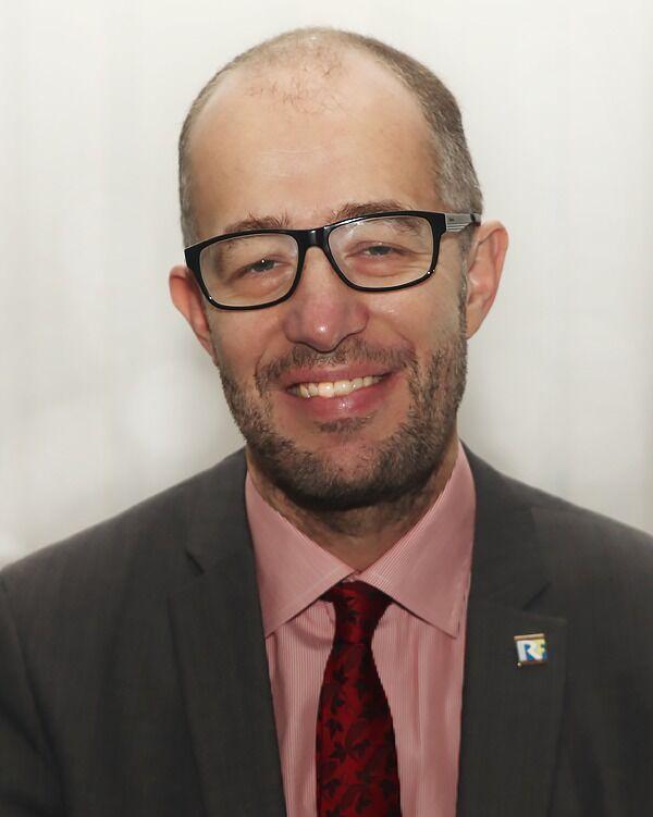 Magnus Simrén, MD, PhD – Chair